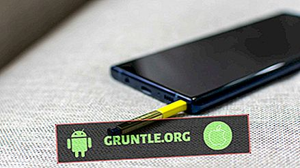 Cara memperbaiki Samsung Galaxy Note 4 yang tidak dapat terhubung ke LTE atau jaringan data seluler