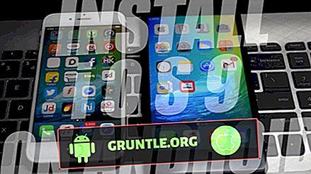 Cómo instalar iOS en un teléfono inteligente Android