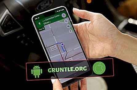 Como adicionar limites de velocidade ao Google Maps App