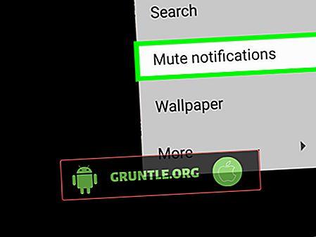 Comment vous supprimer d'un texte de groupe sur Android