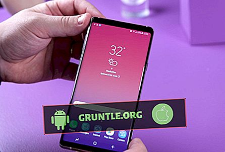 5 beste weer-apps voor Galaxy Note 9 in 2020
