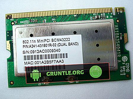 Hur du fixar Broadcom 802.11n nätverkskort fungerar inte