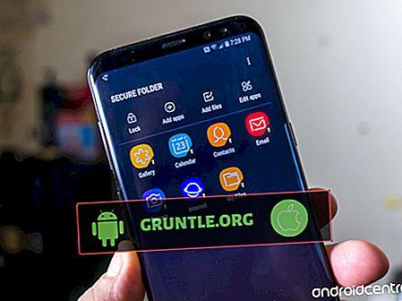 So richten Sie einen sicheren Ordner auf dem Galaxy S9 ein, um Fotos auszublenden
