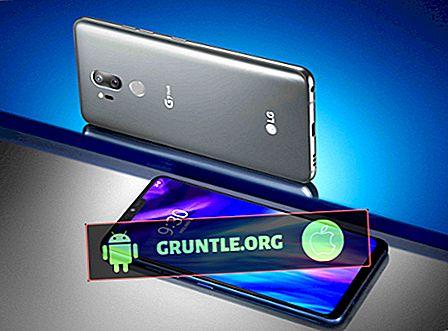 Dấu vân tay LG G7 ThinQ sẽ không đánh thức màn hình
