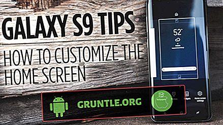 Galaxy S9でホーム画面をカスタマイズするための5つのベストウィジェット