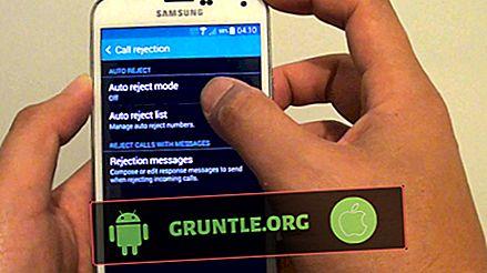Hur man löser Galaxy S8-samtalsproblem: får inte några samtal