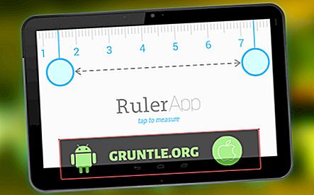5 Beste liniaal-app voor Android