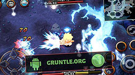 Topp 5 bästa RPG för Android