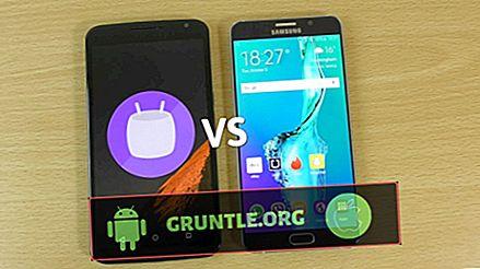 Samsung Galaxy Note 5 indiquant «Malheureusement, l'interface utilisateur du système s'est arrêtée» après la mise à jour de Marshmallow
