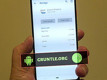 Samsung Galaxy S10 Plus에서 앱 캐시 및 데이터를 지우는 방법