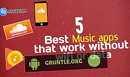 5 beste apps om naar muziek te luisteren zonder gegevens of wifi in 2020