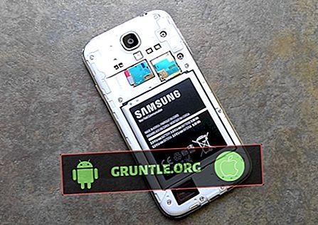 A bateria do Samsung Galaxy A3 é drenada rapidamente, mesmo que desligada