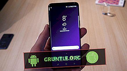 """Jak naprawić """"Niestety usługa IMS przestała"""" w Galaxy S9"""