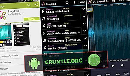 Cách lưu nhạc chuông trên Galaxy S10 |  các bước dễ dàng để tải xuống và đặt nhạc chuông