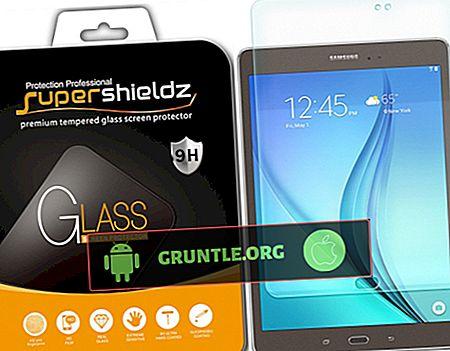 5 mejores protectores de pantalla para tableta Fire HD 10