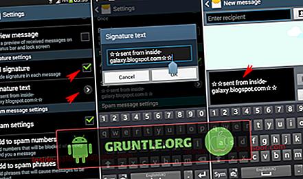 Galaxy S4 tar inte emot MMS eller grupptext