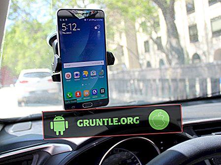 5 najlepszych uchwytów samochodowych do Galaxy Note 9