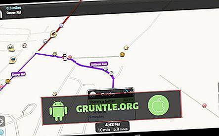 Android携帯での地図、ナビゲーション、交通に最適な無料のGPSアプリ– Google Maps vs Waze