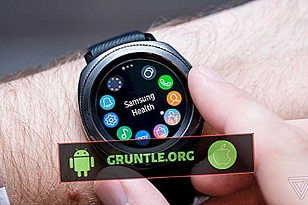 Samsung Galaxy Watch synchronisiert nicht richtig mit dem Telefon