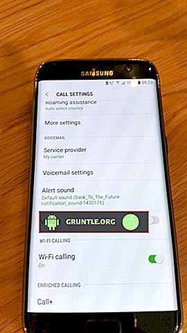 Samsung Galaxy S8 Diselesaikan + Tidak Terdaftar Di Jaringan Setelah Flashing