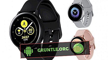 Comment réparer Galaxy Watch Active ne s'allume pas |  la montre n'a pas de problème de pouvoir