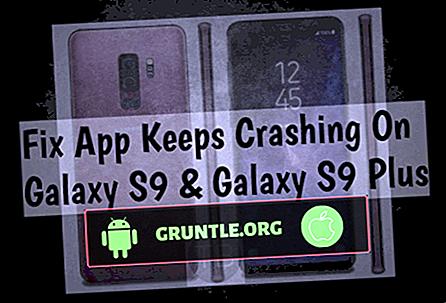 Come risolvere Facebook che continua a bloccarsi su Samsung Galaxy S9 (soluzione semplice)