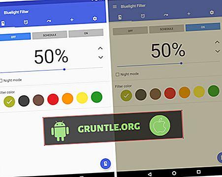 9 Migliore app per filtri di luce blu nel 2020