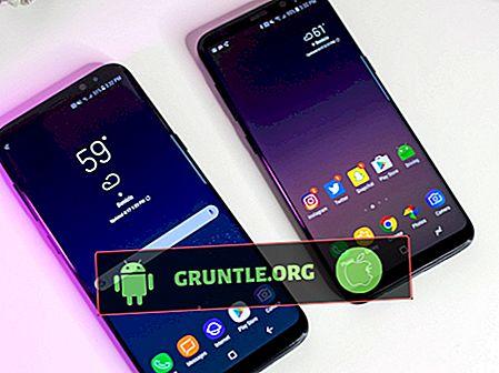 Hur man hanterar Samsung Galaxy S8-applikationer och deras innehåll [Handledning]
