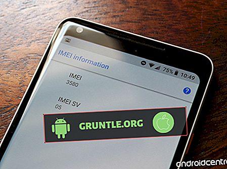 So finden Sie die IMEI-Nummer auf dem Galaxy Note 9