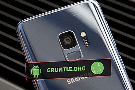 Cómo arreglar la música Galaxy S9 Plus detiene o pausa el error de transmisión [guía de solución de problemas]