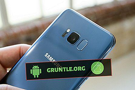 Comment masquer des photos sur Galaxy S9