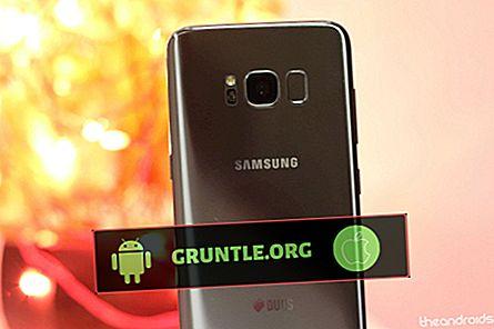 Rozwiązane Aktualizacja oprogramowania Samsung Galaxy S8 Oreo kończy się niepowodzeniem
