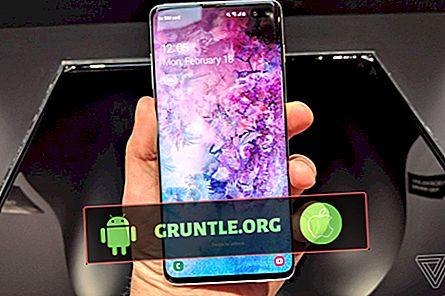 Cómo desbloquear el Samsung Galaxy S10