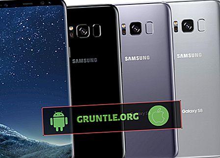 يعرض Galaxy S8 شاشة سوداء عند إلغاء قفل الشاشة