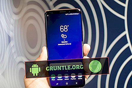 Samsung Galaxy S9 + Terpecahkan Tidak Mendapatkan Pemberitahuan Pesan Teks