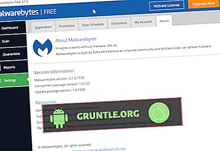 Hur du åtgärdar Malwarebytes webbskydd startar inte problemet