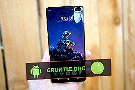 Wie ändern Sie das Hintergrundbild auf Ihrem Samsung Galaxy S10 Plus?