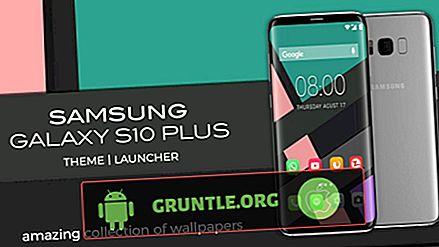 วิธีเพิ่มแอพและวิดเจ็ตบนหน้าจอโฮมของ Samsung Galaxy S10 Plus