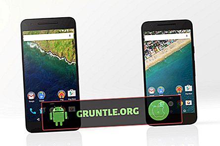 Google / Huawei Nexus 6P-LG Nexus 5X vs Özellikler karşılaştırması