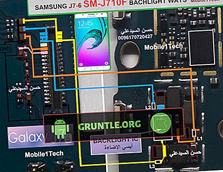 كيفية إصلاح رسوم Samsung Galaxy J7 فقط عند إيقاف التشغيل