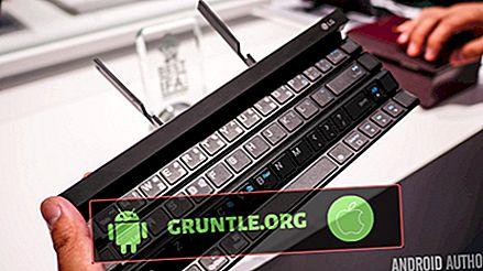أفضل 5 لوحات مفاتيح Bluetooth لهاتف Android أو الجهاز اللوحي في عام 2020