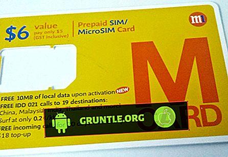 3 besten Prepaid-SIM-Karten für Reisen nach Südamerika