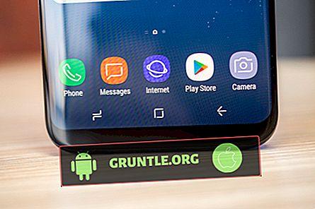 Foto Samsung Galaxy S8 Terpecahkan Hilang Dari Galeri