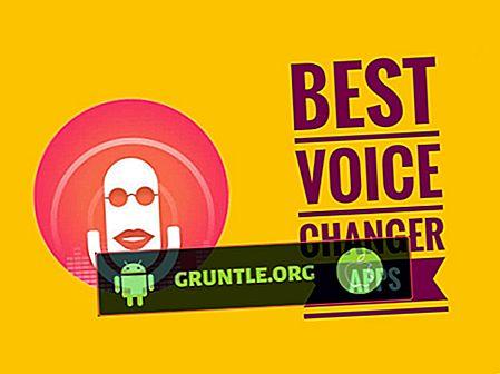 5 meilleures applications de changement de voix pour Android