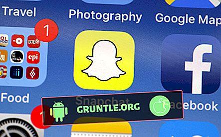 Come risolvere Snapchat ha smesso di errore su Galaxy Note10 + |  Snapchat continua a bloccarsi