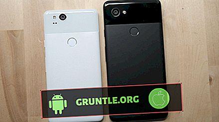 تم حل Google Pixel 2 XL بعد الشحن
