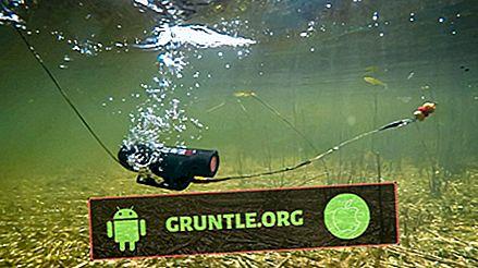 5 กล้องตกปลาใต้น้ำที่ดีที่สุดในปี 2020