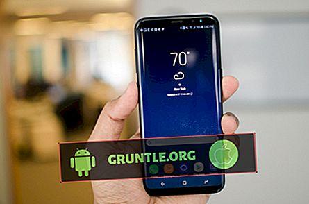 Samsung Galaxy S8'de fabrika ayarlarına sıfırlama nasıl yapılır