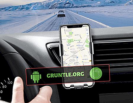 5 besten Autohalterungen für iPhone X