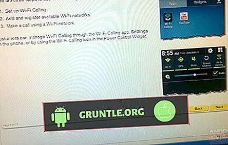 Sprint tar med sig WiFi-samtal till Galaxy S4 med en uppdatering